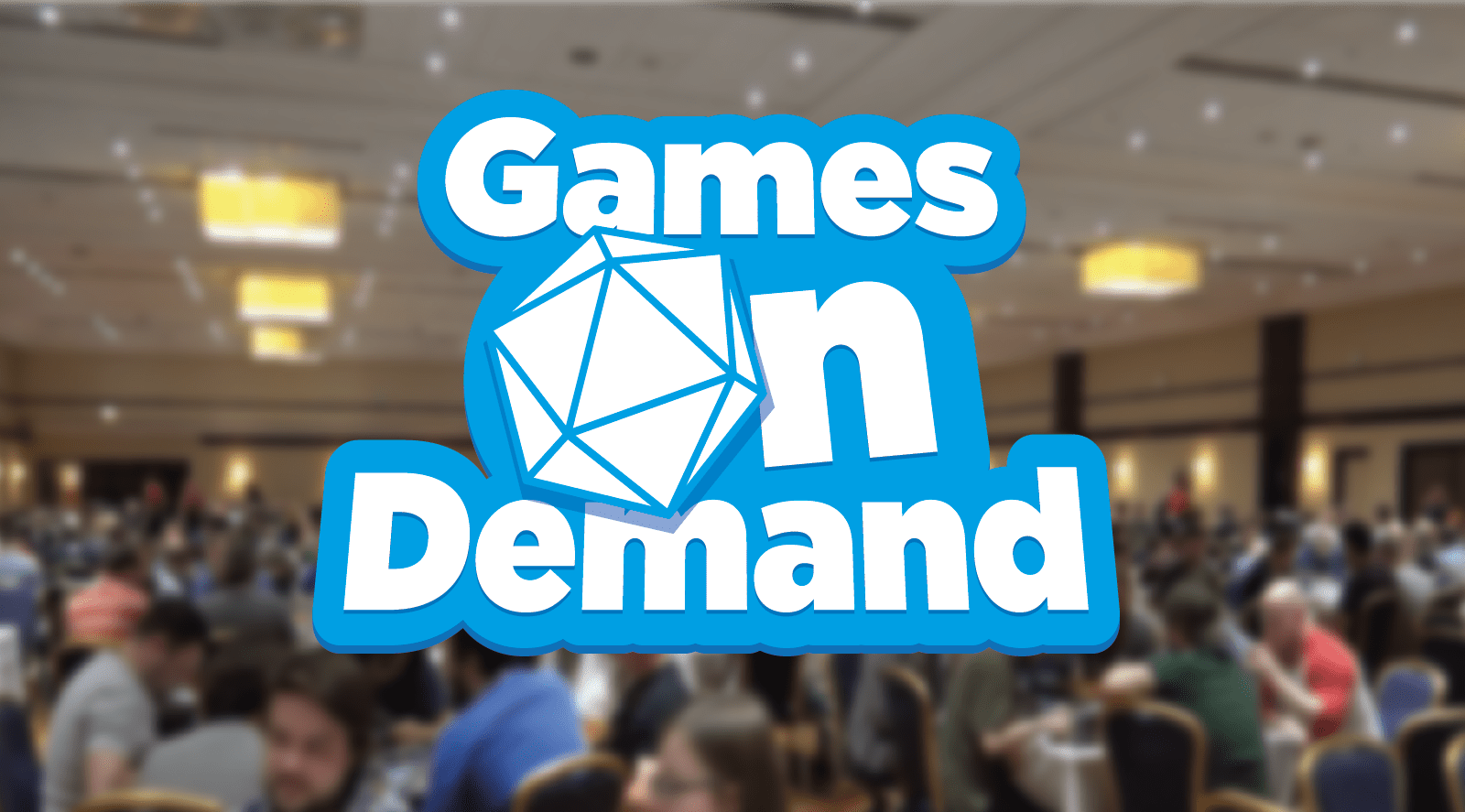 Games on Demand @ UKGE